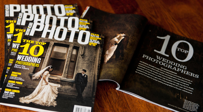 American Photos TOP TEN Wedding Photographers In The World