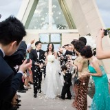 Conrad Infinity Chapel Wedding Nusa Dua Bali Ceremony celebratio