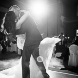 Brisbane Customs House Wedding Venue first dance