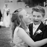 Queensland Performing Arts Centre QPAC wedding Laughter embrace