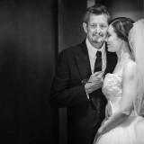 Emporium Hotel Brisbane Wedding Father giving away is daughter
