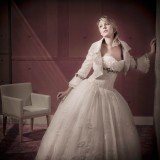 Fashion Bridal Shoot Darb Bridal Couture State Library 01