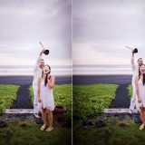 Pre Wedding Portrait Shoot _0024 Alila Soori Bali