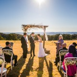 Country Weding at Spicers Peak MJ 030