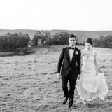 Country Weding at Spicers Peak MJ 055