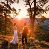 Country Weding at Spicers Peak MJ 078