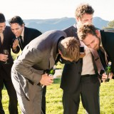 Spicers Peak Lodge Wedding photo EK 005