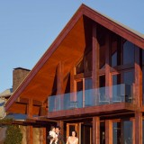Spicers Peak Lodge Wedding photo EK 029