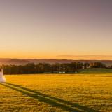Spicers Peak Lodge Wedding photo EK 040