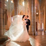 Wedding at Customs House Wedding St Johns Cathedral in Brisbane Australia